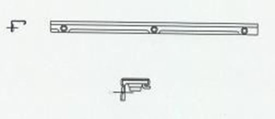 Picture of OPERATOR ARM TRACK 2005 TO PRESENT SC114